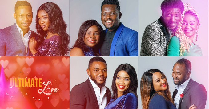 Ultimate Love Finalists