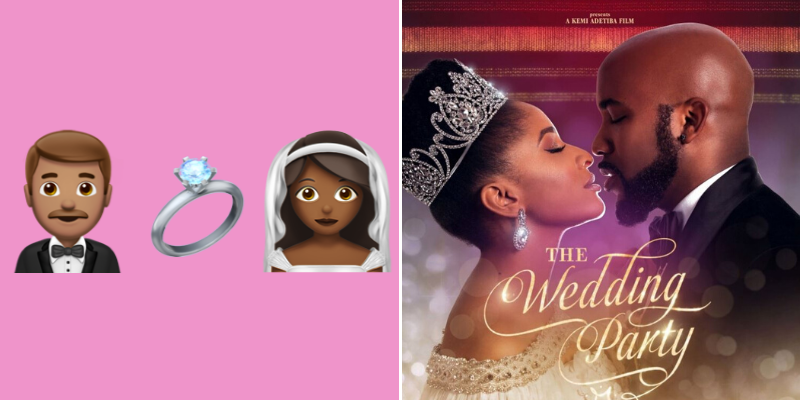 nollywood movies as emojis