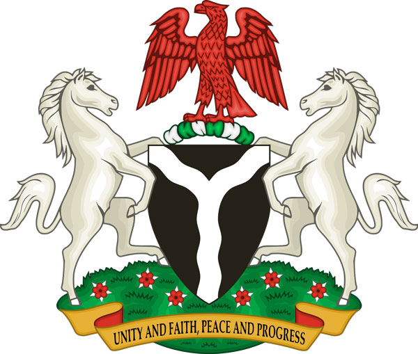 The horses on the Nigerian Coat of Arms represent what?