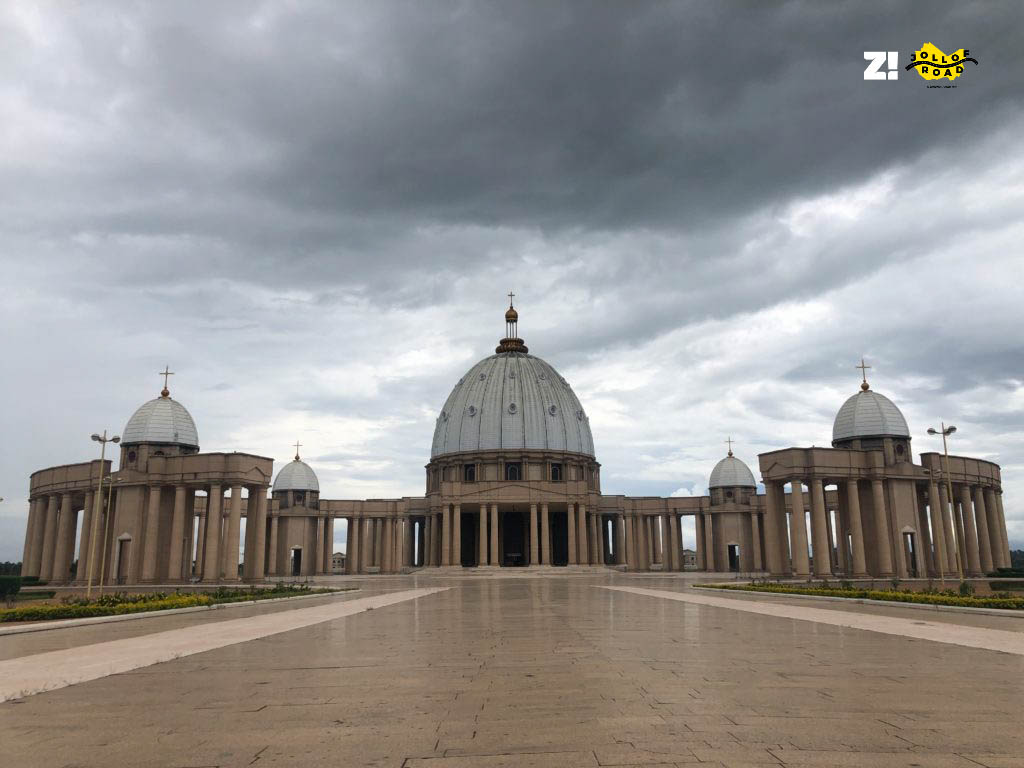 Where is the Basilica of Our Lady of Peace?