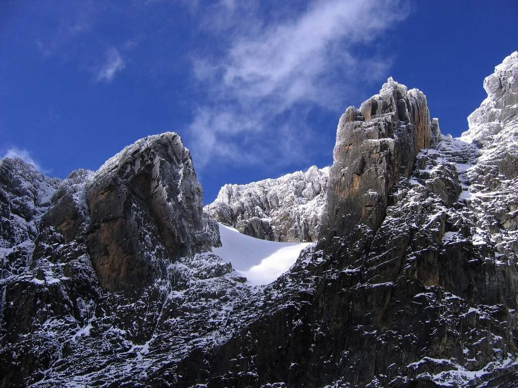 Where is Rwenzori Mountain National Park?