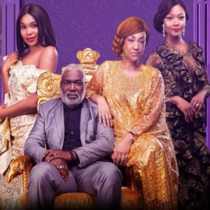 The Holloways from \'Bling Lagosians\'
