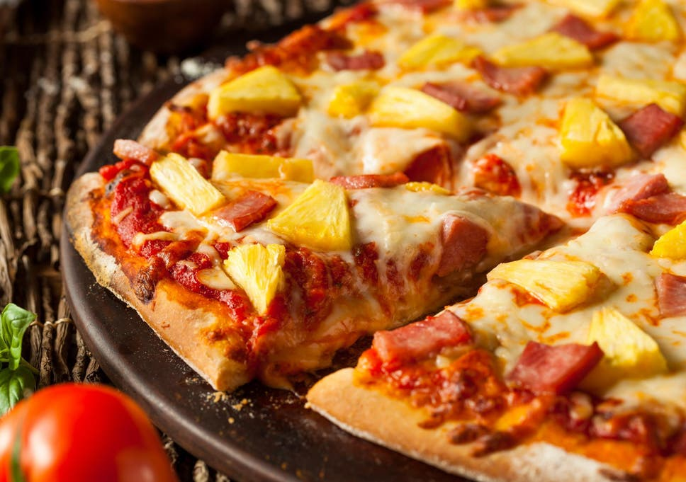 Pineapple on pizza, what are your thoughts?