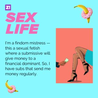 financial dominatrix