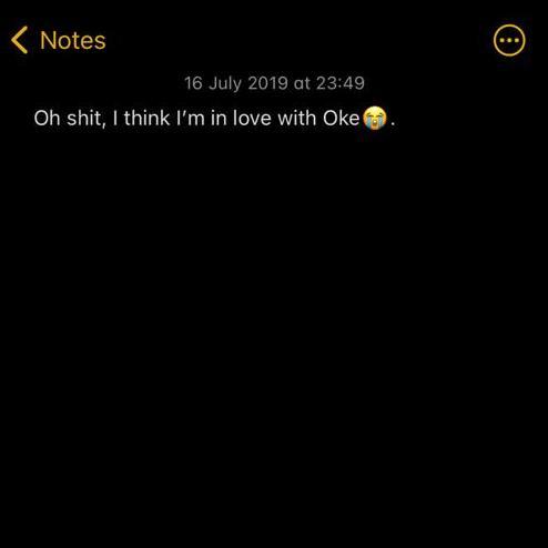 derin and oke love