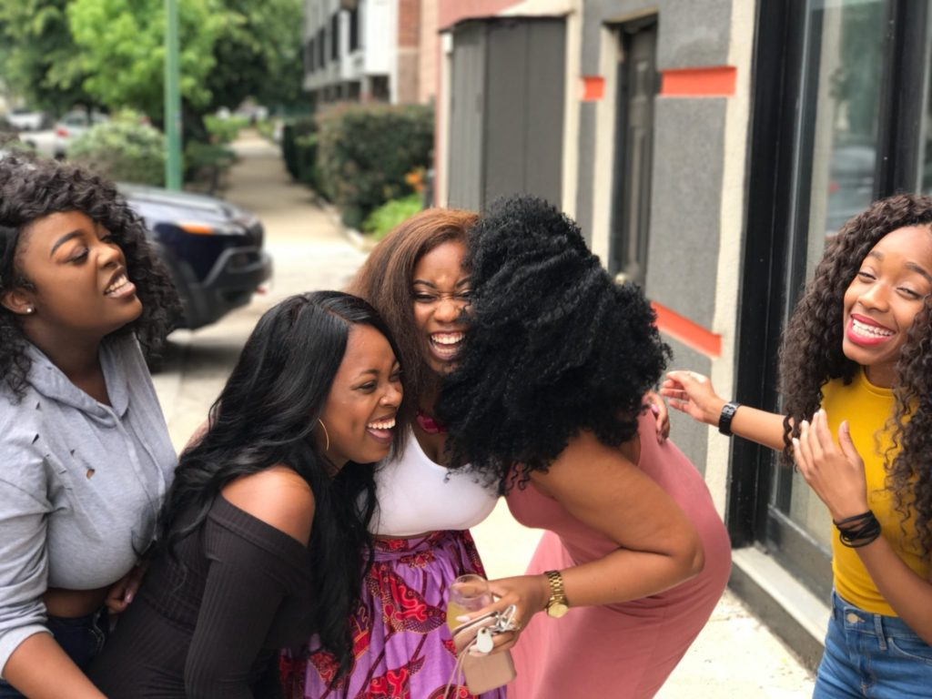 women talk about being jealous of their friends