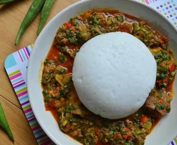 tuwo shinkafa Nigerian foods