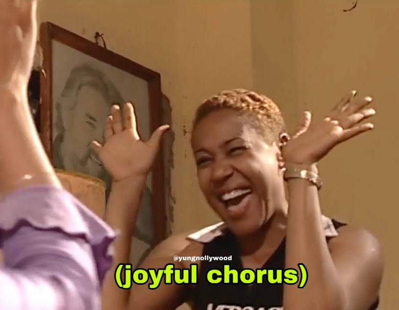 joyful chorus meme