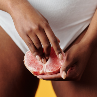 Vagina as fruit picture