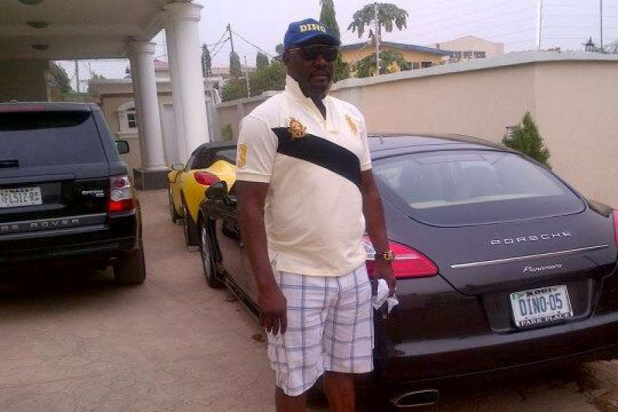 Forget his antics, Dino Melaye is a distinguished scholar with a degree from Harvard University.