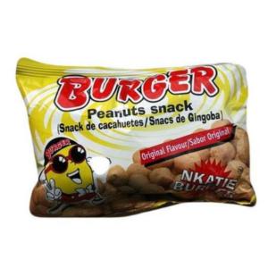 Burger Peanuts