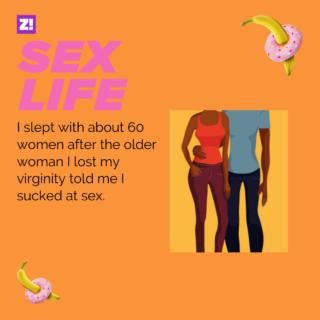 sex life sleeping with 60 women