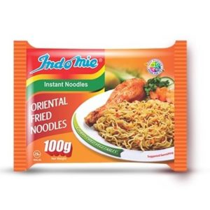 Oriental Fried Noodles