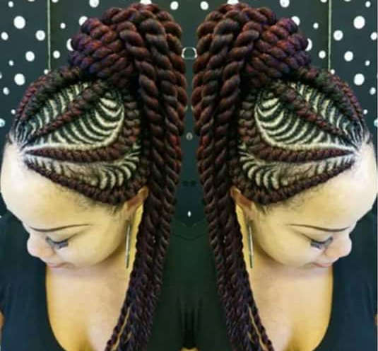 These Beautiful Hairstyles Will Make You Want To Weave Your Hair