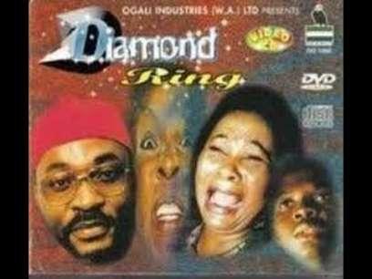 Nollywood diamond ring