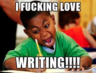 Black Writing Coloring Kid I Fucking Love Kiqbgg